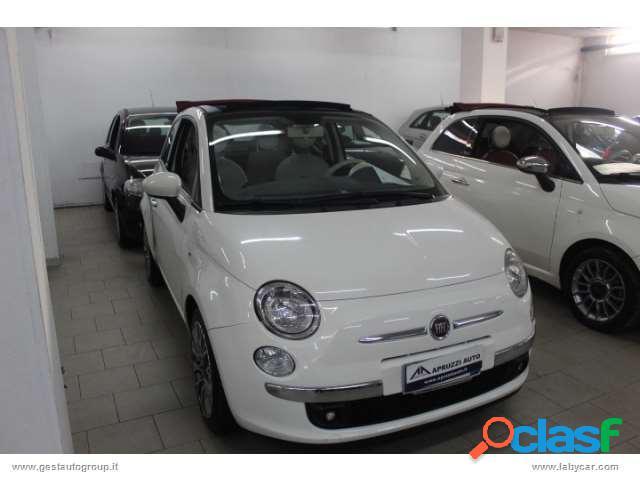 Fiat 500 cabrio 1.3 mjt 16v 95cv lounge