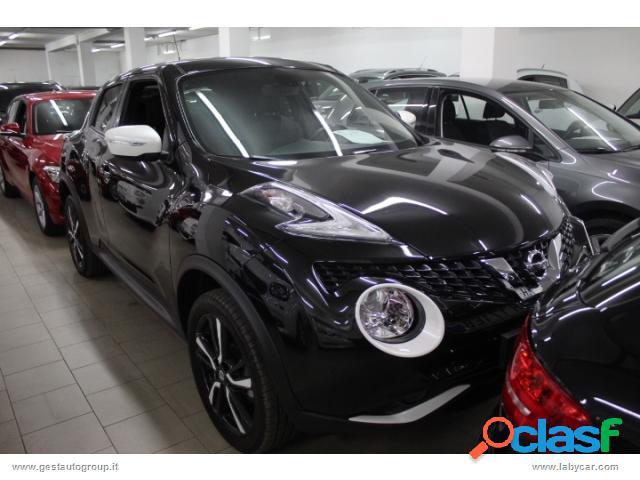 Nissan juke 1.5 dci 110cv s&s n-connect