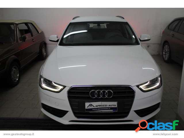 Audi a4 avant 2.0 tdi 120 cv business plus