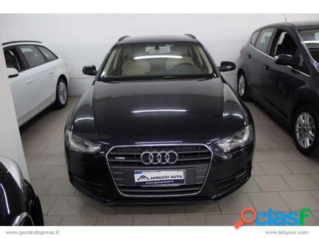 Audi a4 avant 2.0 tdi 150 cv mult. advanced
