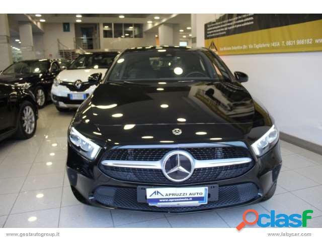 Mercedes-benz a 180 d automatic 4p. business