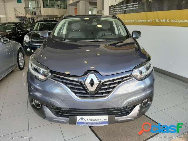 Renault kadjar dci 8v 110 cv edc energy intens
