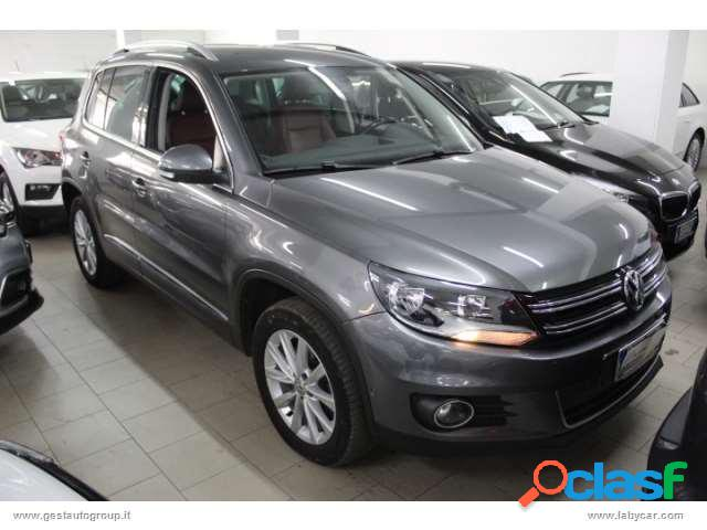 Volkswagen tiguan 2.0 tdi 140cv 4motion dsg sport & style