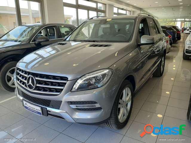 Mercedes-benz ml 250 bluetec 4matic sport