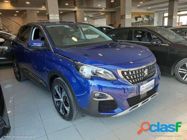 PEUGEOT 3008 BlueHDi 130 S&S Allure 1