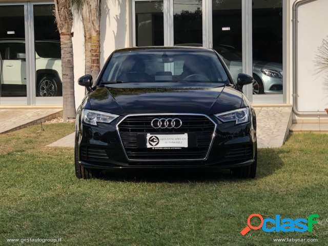 Audi a3 spb 1.6 tdi 116 cv s-tronic design