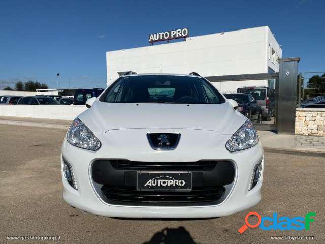 Peugeot 308 1.6 8v hdi 93 cv sw premium