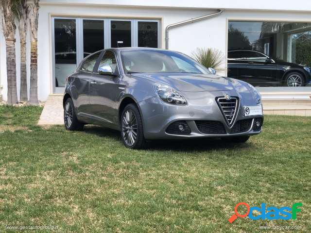 ALFA ROMEO Giulietta 2.0 JTDm-2 140 CV Exclusive 1