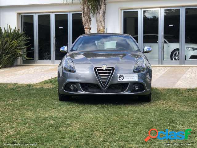 ALFA ROMEO Giulietta 2.0 JTDm-2 140 CV Exclusive 2