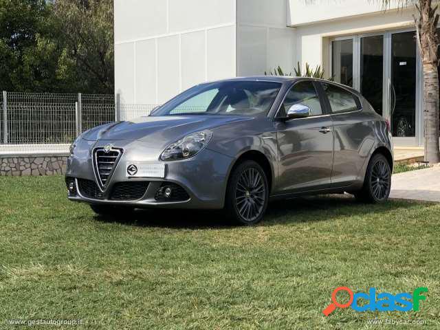 ALFA ROMEO Giulietta 2.0 JTDm-2 140 CV Exclusive 3