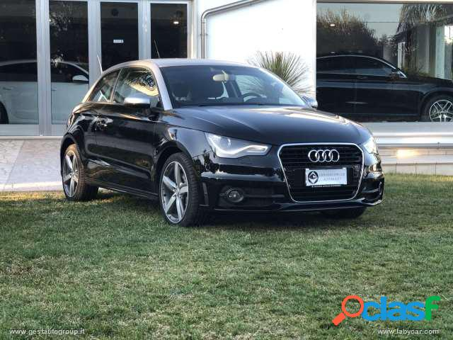 Audi a1 1.4 tfsi s tronic s line edition