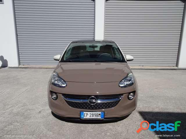 Opel adam 1.2 70 cv s&s slam