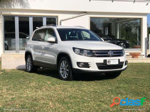 Volkswagen tiguan 2.0 tdi 140 cv 4motion dsg sport & style