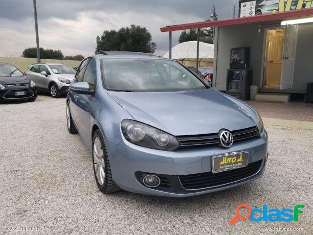 Volkswagen golf 2.0 tdi 140cv dpf 5p. highline