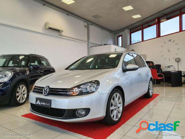 Volkswagen golf 1.4 tsi 160 cv dsg 5p. highline