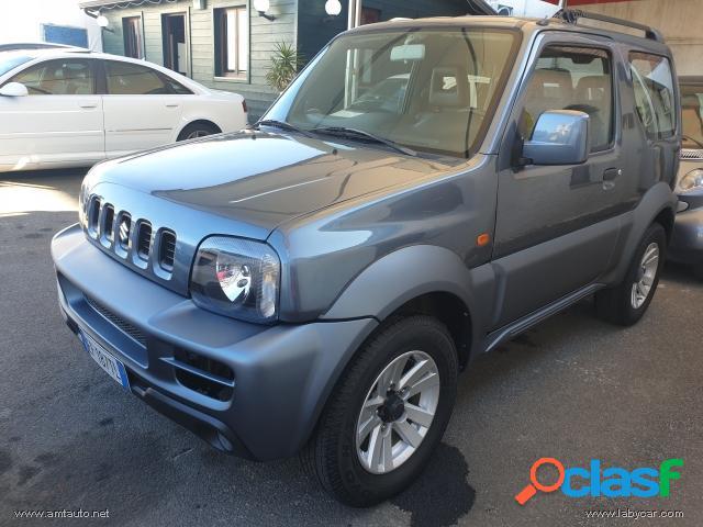 Suzuki jimny 1.3i 16v 4wd special
