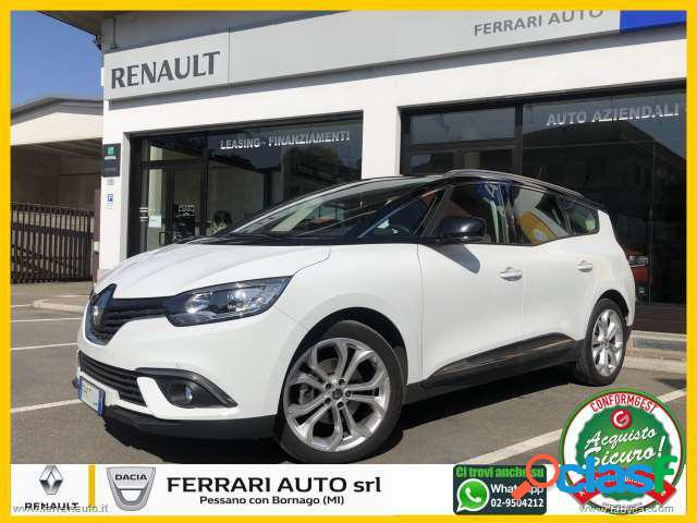 Renault grand scénic tce 140 cv fap sport edition2