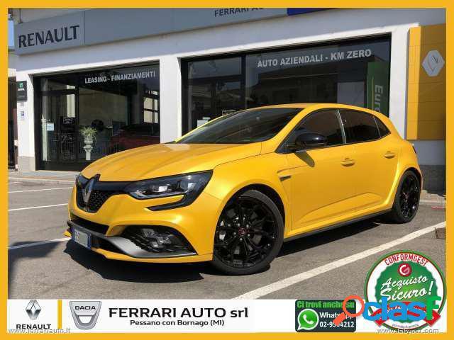 Renault mégane tce 280 cv edc r.s. 4control