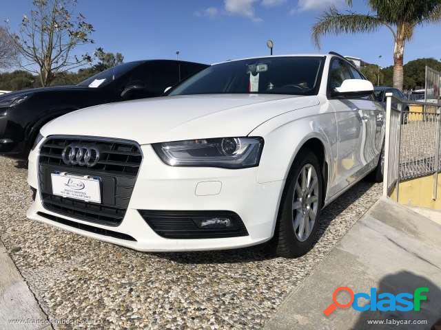 Audi a4 avant 2.0 tdi ultra business 136cv