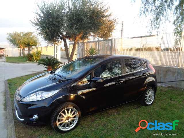 Ford fiesta 1.6 tdci 90 cv 5p.titanium