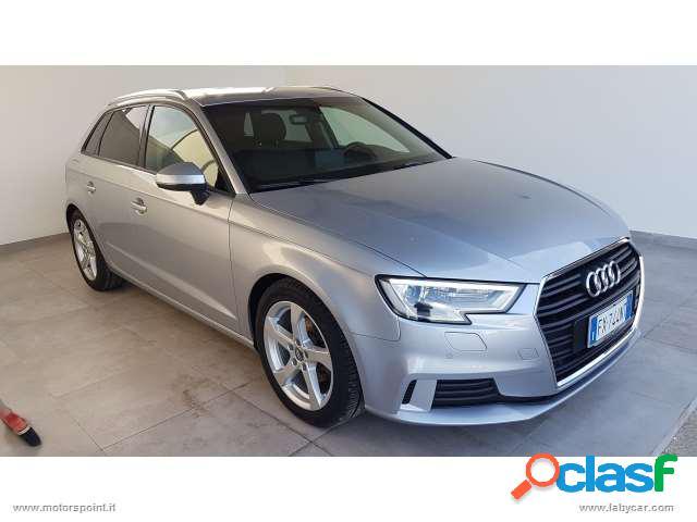 Audi a3 spb 2.0 tdi 150 cv clean diesel ambiente