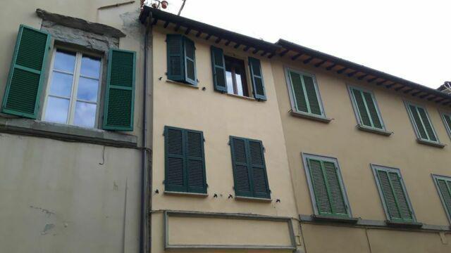 Appartamento centro storico 60mq + lastrico solare 24mq +