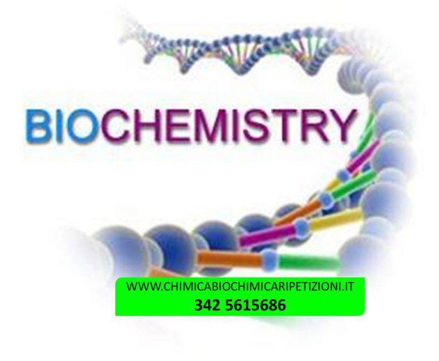 Fisiologia biochimica preparazione esami consulenza tesi