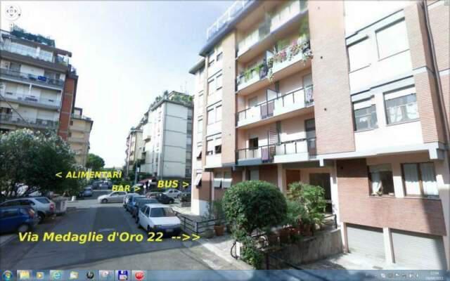 Pisa appartamento 130 mq via medaglie d'oro 3°piano