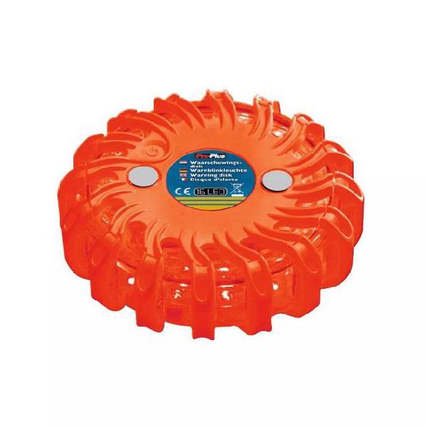 Proplus disco di avvertimento 16 led arancione