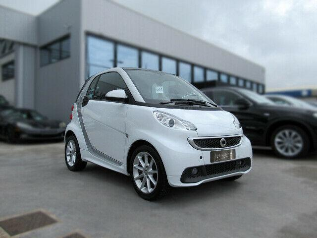 Smart fortwo electric drive coup
