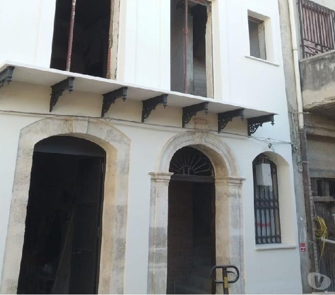 Edificio adatto a cooperativa soci centro storico gela (cl)
