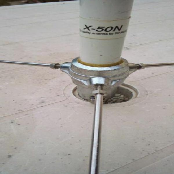 Antenna dual band radioamatoriale