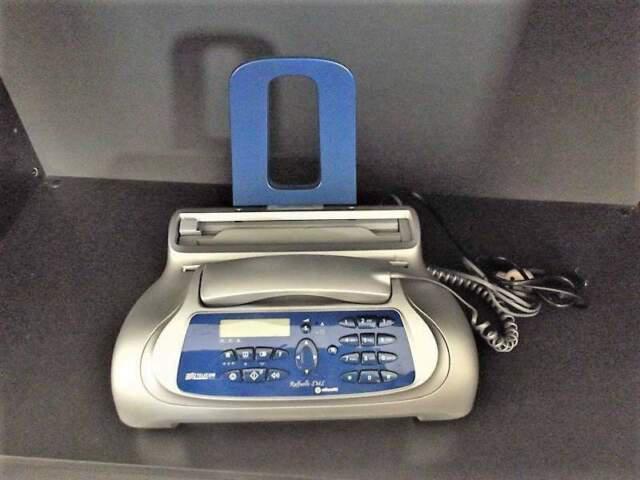 Fax raffaello olivetti