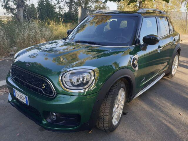 Mini cooper se all4 countryman