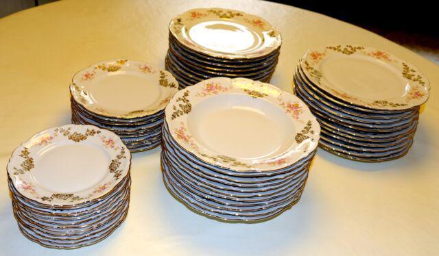 Servizio piatti antico bavaria