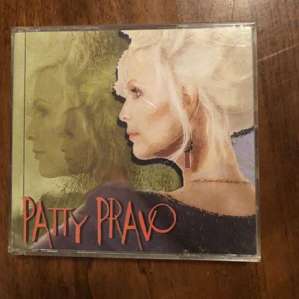 """Vendo box 3 cd """" i grandi successi"""" di patty pravo"""