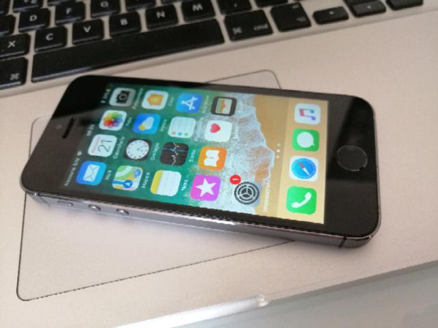 Apple iphone 5s 16gb nero