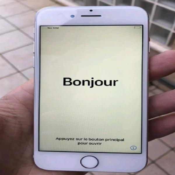 Apple iphone 7 128gb silver come nuovo