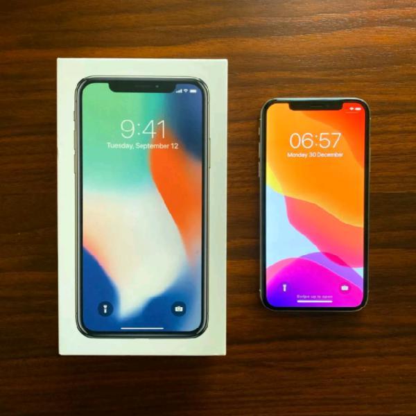 Apple iphone x 256gb bianco