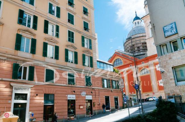 Appartamento di 150mq in via fieschi a genova