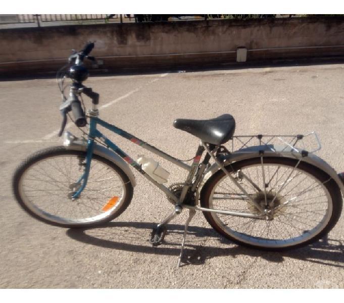 Bicicletta donna 26 pollici