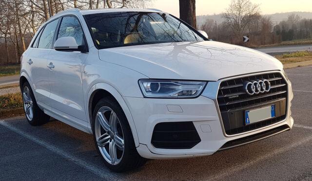 Audi q3 quattro s-line