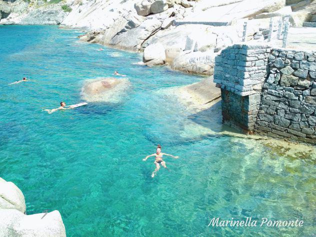 Casetta a pochi passi dal mare - isola d'elba
