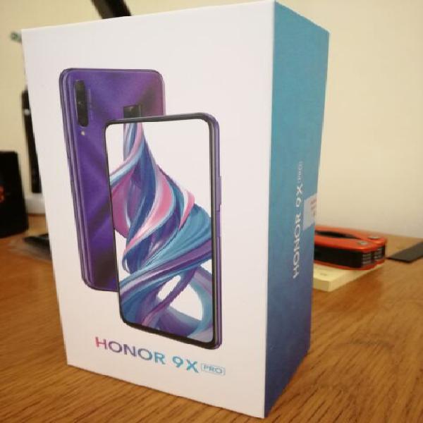 Huawei honor 9x pro 6gb + 256gb nuovo con garanzia