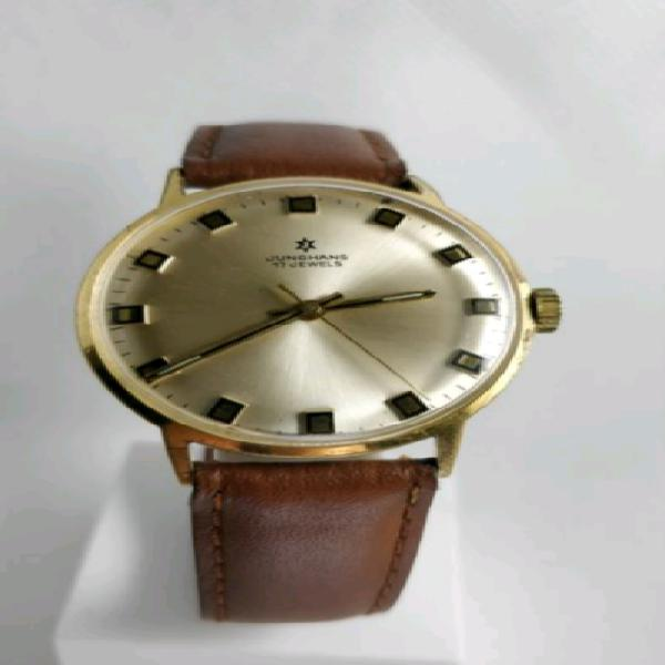 Orologio junghans a carica manuale