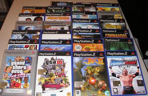 Playstation 2 resana