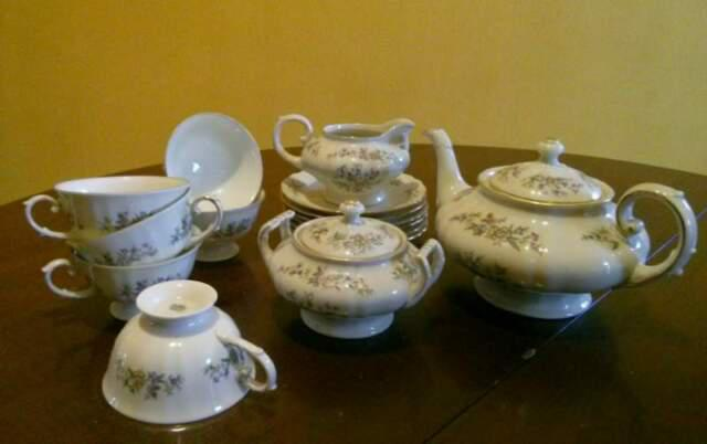 Servizio tè bavaria per 6