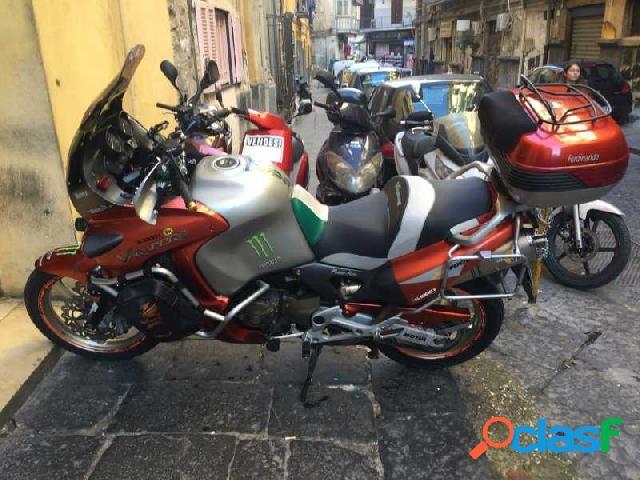Honda Varadero 1000 benzina in vendita a Terzigno (Napoli) 2