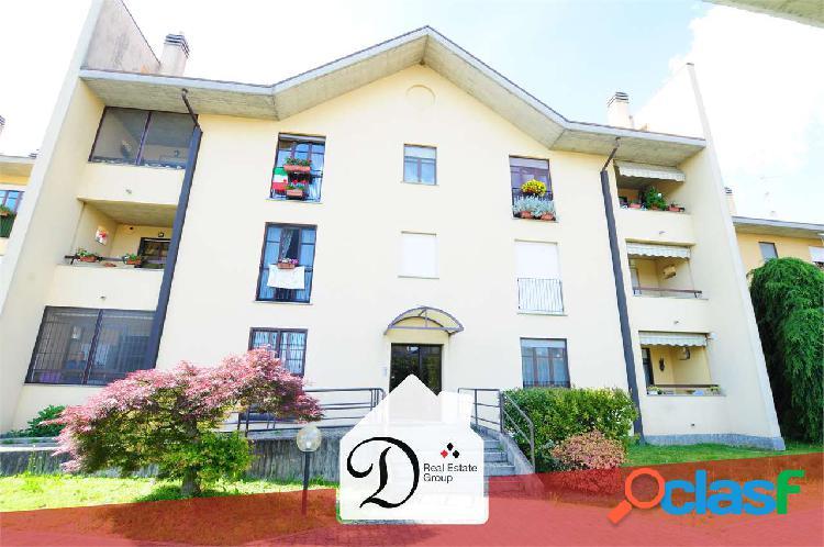 Appartamento piano terra con box doppio be-2944
