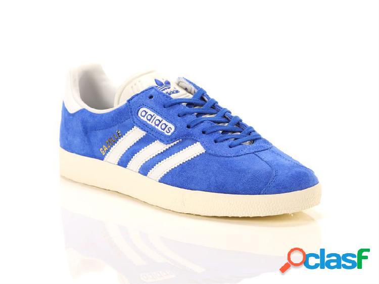 adidas gazelle azzurre